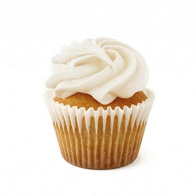 Cupkake tout vanille