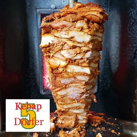 Pizzeria & Kebab Kurier 5 Dörfer