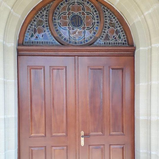porte d'entrée Fribourg