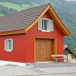 Umbau Spritzenhaus |  Umbau