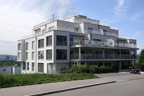 Moderne Eigentumswohnung mit herrlichem Ausblick