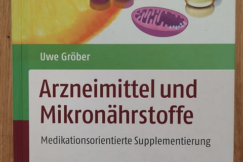Mikronährstoffe = Orthomolekulare Medizin
