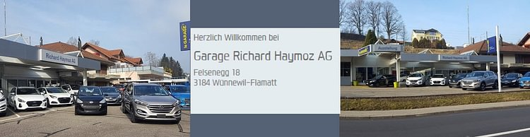 Garage Richard Haymoz AG