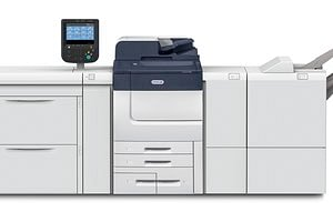 Revendeur XEROX / production