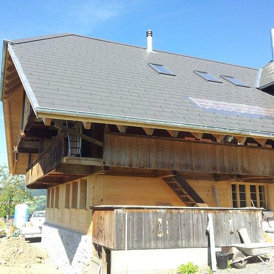 Umbau/Sanierung Bauernhaus
