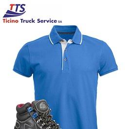 Ticino Truck Service SA - abbigliamento da lavoro