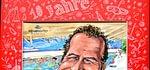 Porträt malen ab Foto, z.B. für Jubiläum, Geburtstag, Mitarbeiterpensionierung