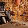 Weinregallagersysteme von EuroCave passen sich modular Ihrem Raum an.