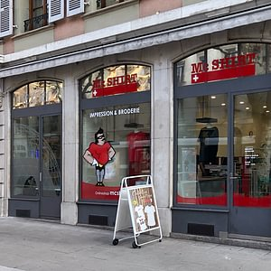 Mc Shirt Genève - Boulevard James-Fazy 6