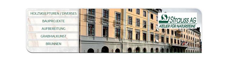 für Natursteine Strauss AG