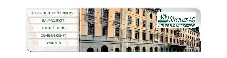 Atelier für Natursteine Strauss AG