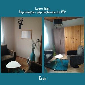 Cabinet de psychothérapie à Erde