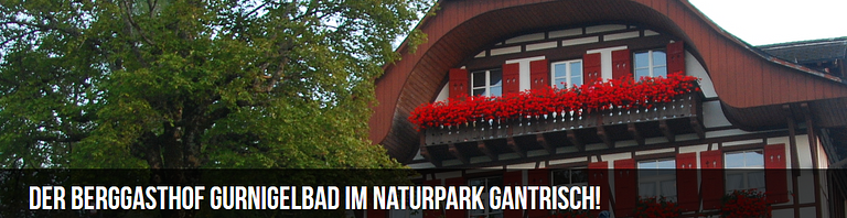Berggasthof Gurnigelbad