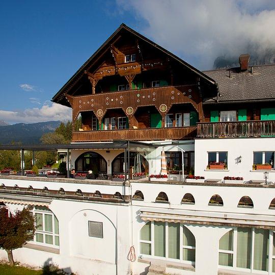 Hotel FidazerHof in Flims Laax Falera