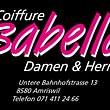 Coiffure Isabella