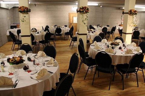 Gästebewirtung & Events