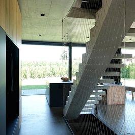 Hegi Koch Kolb Architekten - Einfamilienhaus, Wohlen