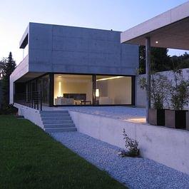 Hegi Koch Kolb Architekten - Einfamilienhaus, Betonhaus Hedingen