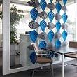 Dekorative Raumteiler mit Funktion