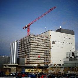 Cremo SA - Villars-sur-Glâne / Agrandissement et transformation du bâtiment de production des poudres - année 2017 - en cours