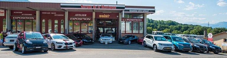 Garage de la Montagne