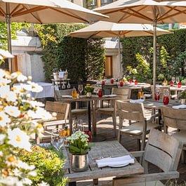 Terrasse Restaurant Gusto
