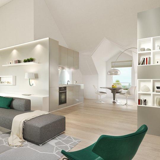 Morges-Pampigny, 10 appartements résidentiels