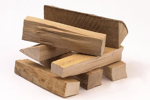 Holz – Buchen-Brennholz in Säcken
