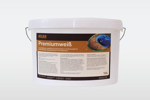 AGLAIA Premiumweiss Wandfarbe