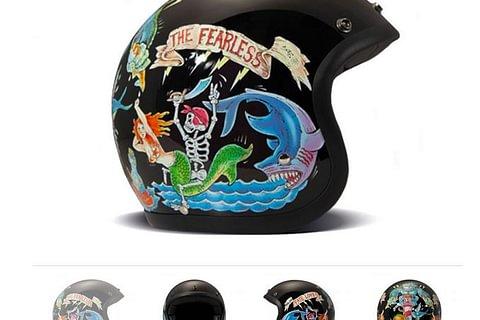 DMD Helmet Fate
