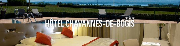 Hôtel Best Western Chavannes-de-Bogis
