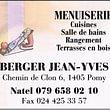 Menuiserie Jean-Yves Berger