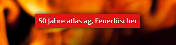 atlas ag, Feuerlöscher