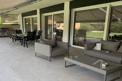 LOCARNO - vendesi appartamento con giardino privato