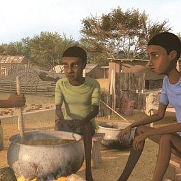 Série animée en 3D pour International Cocoa Initiative