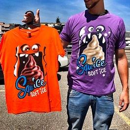 Publicity Shop - Impression textile sur t-shirt