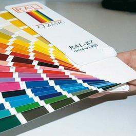 Vasta scelta dei colori