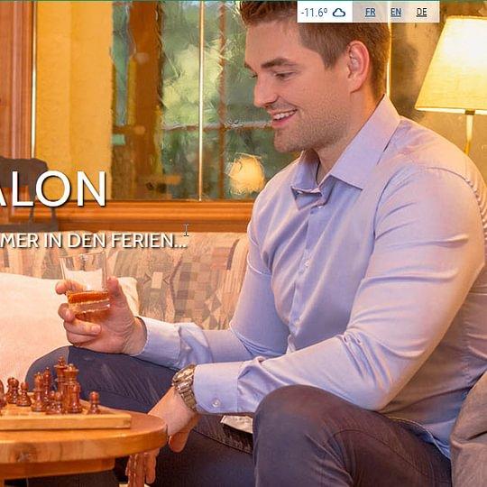 Alpenblick Salon