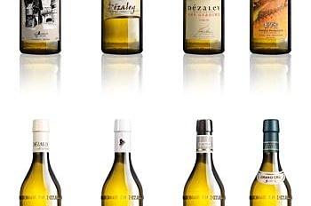 """Assortiment de 12 bouteilles """"La Baronnie du Dézaley"""""""