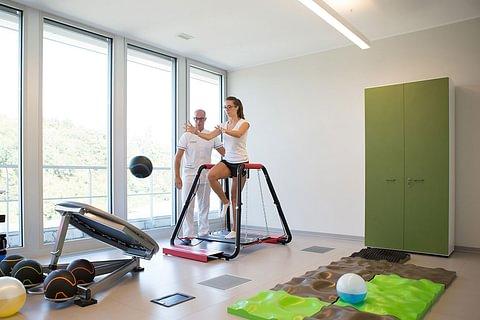 Riabilitazione propriocettiva e dell'equilibrio
