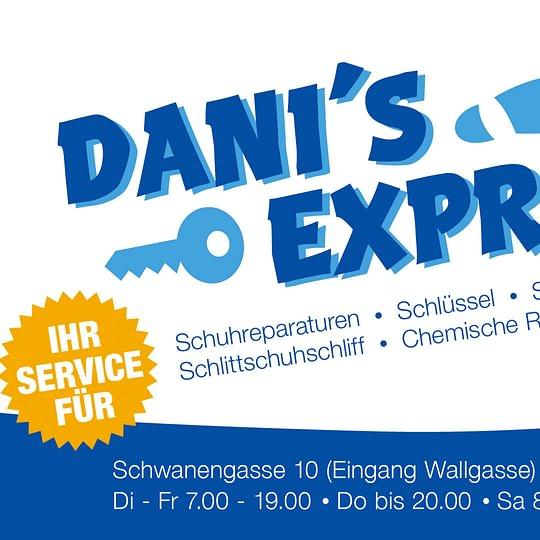 Dani's Express Schuh & Schlüssel Service