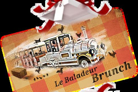 Baladeur Brunch