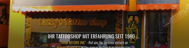 Lacky's Tattoo Shop