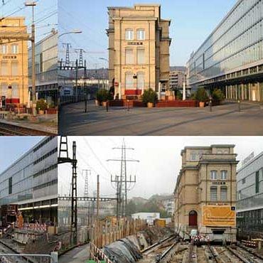 ITEN AG Spezialhochbau, Hebetechnik und Stahlbau
