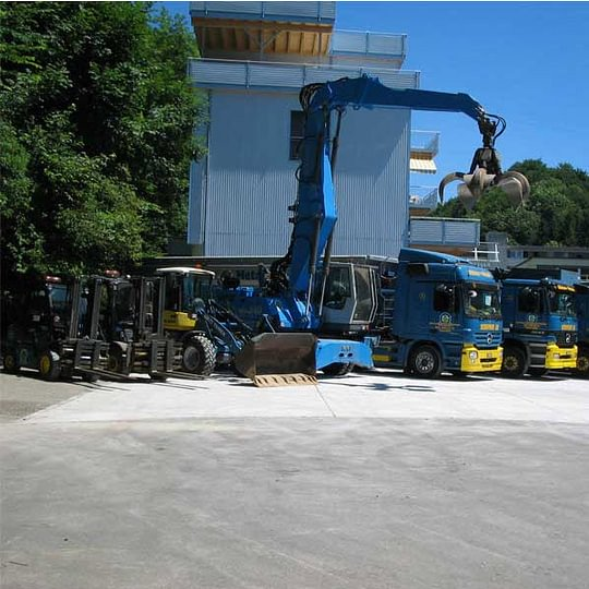 Schnyder A. Transportunternehmung & Altmetalle AG