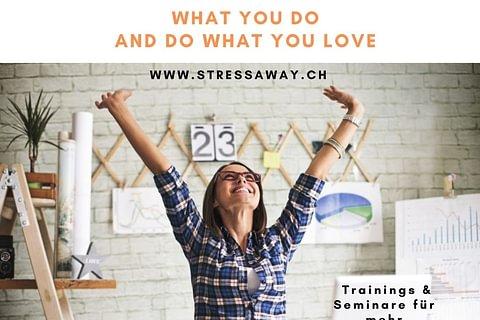stress away®-Power-Training: Erschaffe heute die Wirklichkeit von morgen