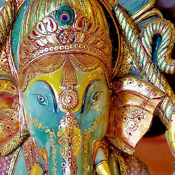 Ganesha - für AYURVEDA RHYNER