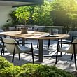 Gartentisch und Stühle von Yoi