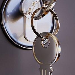Schlüssel, Zylinder,