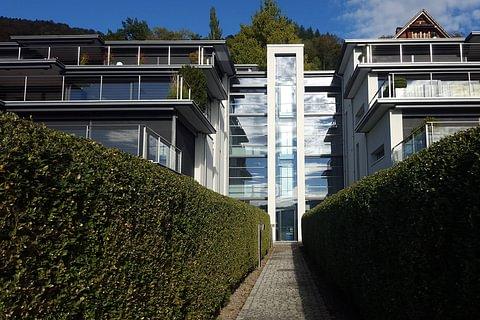 Glassfassadenreinigung Ohne Chemie & Hebebühne